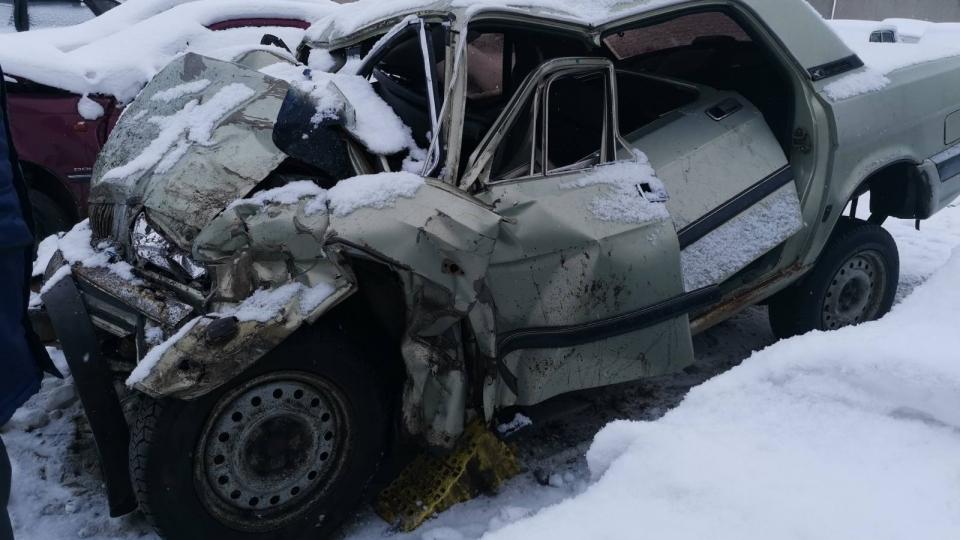 Авария с четырьмя погибшими  22 января, 13:57