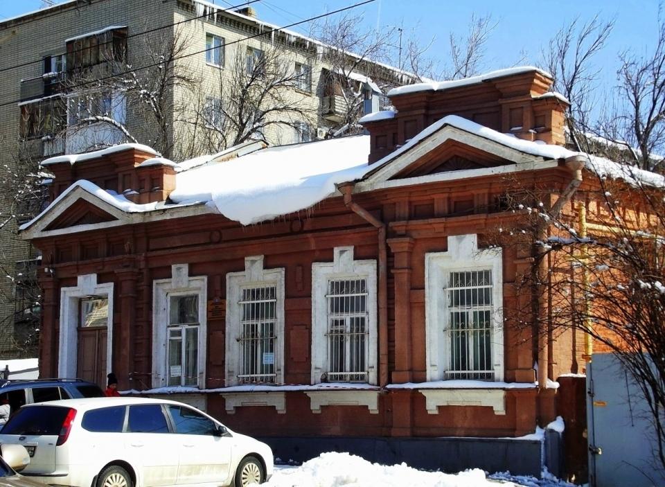 Саратовское правительство выставило на аукцион дом сестры В.И. Ленина для продажи
