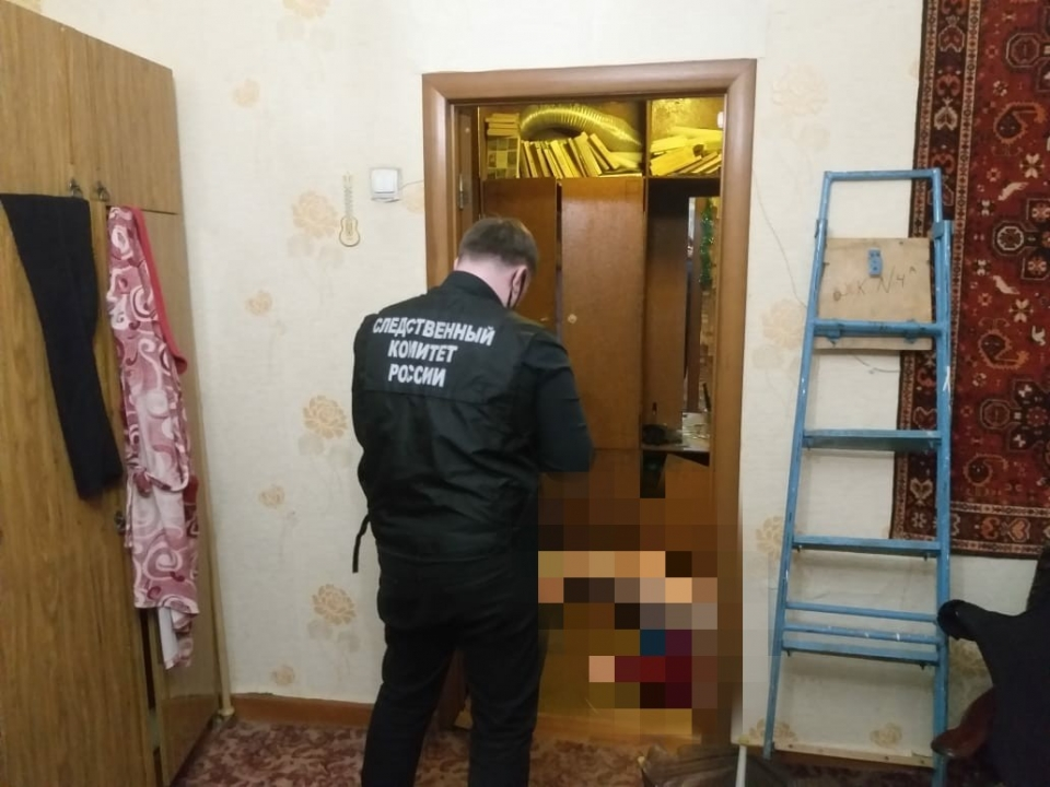 В Саратове на ул. Ломоносова найдено тело женщины с разбитой головой