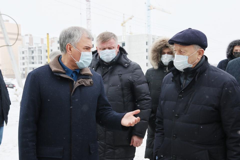 Вячеслав Володин призвал продумать проект строительства аквапарка в Саратове