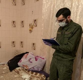 В Саратове в одной из квартир на на проспекте Кирова обнаружен труп 3-месячной девочки