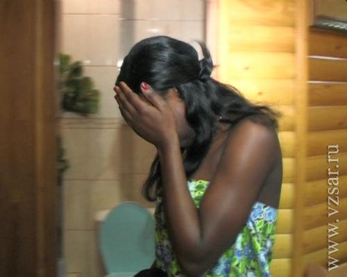 чернокожие проститутки видео