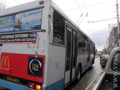 Маршрут Автобуса 284 Б Саратов Энгельс