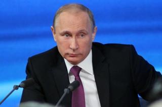 """Сегодня в 12 ч 00 мин. состоится """"прямая линия"""" с Владимиром Путиным!"""
