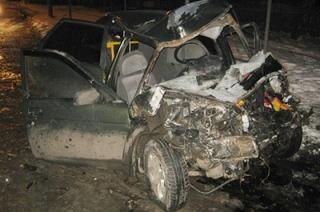 Два саратовца погибли в аварии под Рязанью