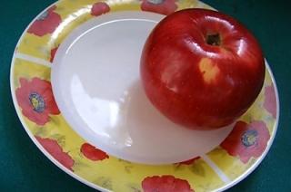Россельхознадзор: в Саратове уничтожили четверть тонны яблок