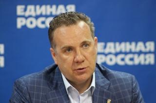 Олег Грищенко поднял в Госдуме вопрос о саратовской набережной