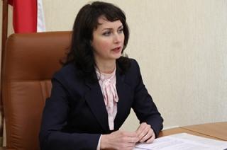 """Татьяна Ерохина: """"Каждый депутат должен оправдать доверие избирателей"""""""