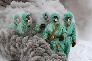 Военные химики России отмечают профессиональный праздник