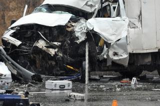 """В столкновении с грузовой """"Газелью"""" пострадала женщина"""