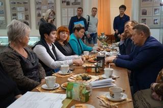 Руководители музеев обсудили с депутатом ГД вопросы сотрудничества
