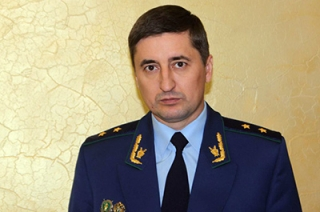 Сергей Филипенко прибыл в Маркс с проверкой