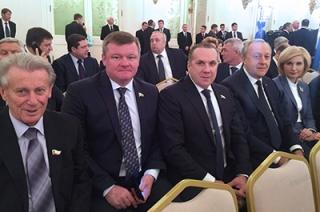 Олег Грищенко увидел в послании президента перспективы для регионов