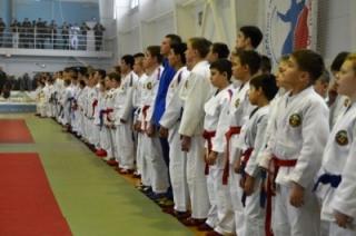 В Саратове состоялся VII открытый турнир по армейскому рукопашному бою