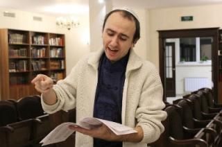 """Саратовцев приглашают на концерт еврейского ансамбля """"Мизмор"""""""