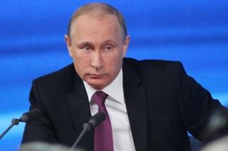 Владимир Путин присвоил завотделением ОКБ почетное звание