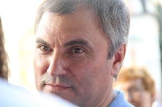 Вячеслав Володин выразил соболезнования семьям погибших в авиакатастрофе