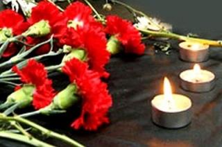 Понедельник объявлен Днем траура по жертвам крушения самолета