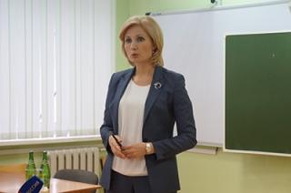 Ольга Баталина поддержала идею строительства новой школы в Энгельсском районе