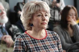 Татьяна Гаранина отмечает день рождения