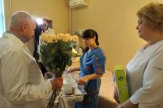 В первые сутки нового года в Саратовской области родился 51 ребенок