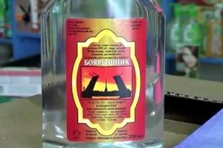 Саратовская область лидирует по изъятию спиртосодержащей продукции
