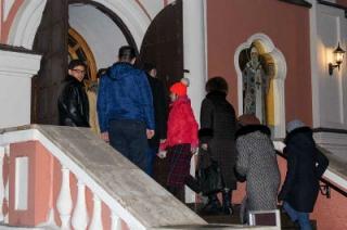 На ночных богослужениях побывали 19 тысяч жителей Саратовской области