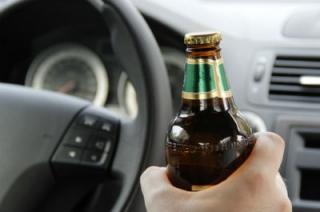 На Навашина задержали уже лишенного прав пьяного водителя