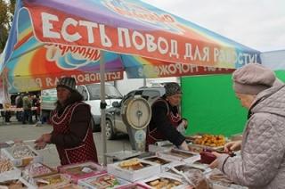 Саратовцев вновь ждет ярмарка на Театральной площади