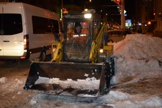 """Валерий Сараев: """"До вечера пятницы Московская должна быть очищена от снега"""""""