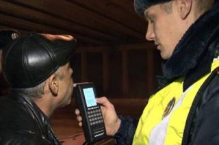 За выходные саратовские полицейские поймали 23 пьяных водителей