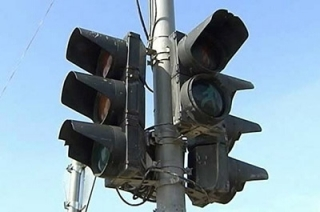 Очевидцы: в Ленинском районе третий день не работают светофоры