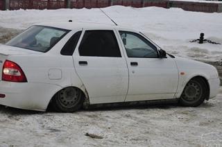 """Водитель """"Приоры"""" из Дагестана спровоцировал аварию с шестью пострадавшими"""