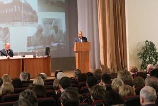 Владимир Шульдяков поблагодарил Вячеслава Володина за поддержку саратовского здравоохранения