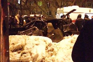 ДТП в Балашове: трое пострадали, один погиб
