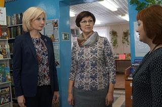 Депутат ГД дарит книги детским библиотекам Энгельсского района