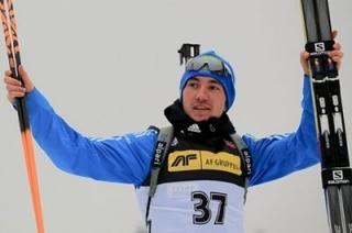 Александр Логинов стал абсолютным победителем спринтерской части Кубка IВU в Эстонии