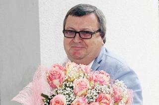 Александр Паращенко отмечает день рождения