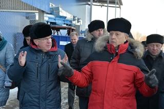 Балаковский мусороперерабатывающий комплекс получил разрешение на ввод в эксплуатацию