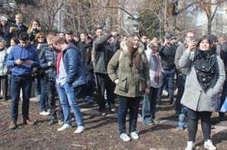 """Валерий Радаев: """"Запрещать"""" и """"не пущать"""" – это не методы работы с молодежью"""""""