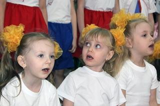 Детский сад в Кировском районе отпраздновал 80-летие