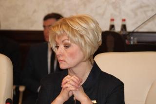 Марина Епифанова написала заявление об уходе