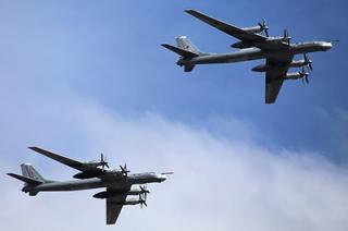 Энгельсские бомбардировщики вылетели на репетицию Парада Победы