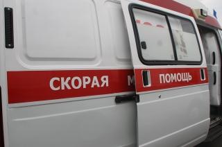 В перевернувшемся на сельской дороге авто пострадали пять человек