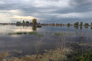 Паводок на Хопре и Иргизе пошел на спад