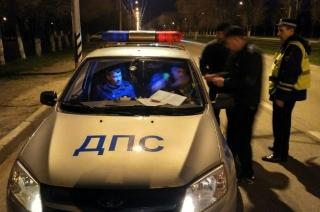 В Заводском районе полицейские пустились в погоню за пьяным водителем