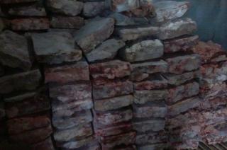 В Озинках задержали 21 тонну говяжьих субпродуктов из Киргизии