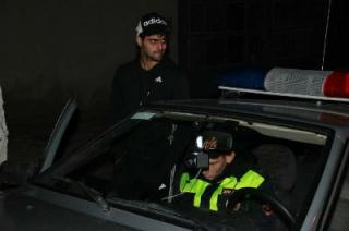 Любителей ночных гонок по набережной оштрафовали на две тысячи рублей