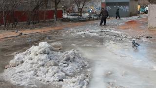 """Организаторы """"ледового похода"""" Валерия Радаева пытались засекретить маршрут"""