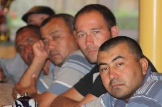 На кирпичном заводе работали и жили 74 нелегала
